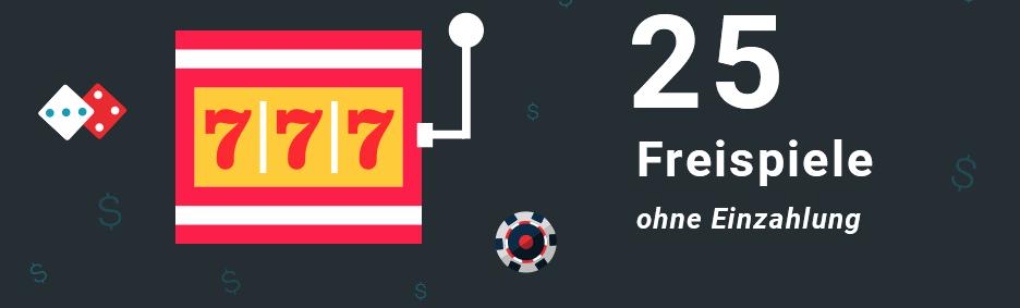 25 euro casino bonus